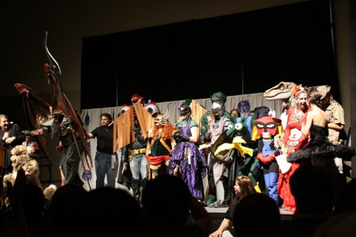All the Masquerade Contest Winners for Dragon*Con 2011
